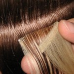 Weft Lock Hair Extensions 28